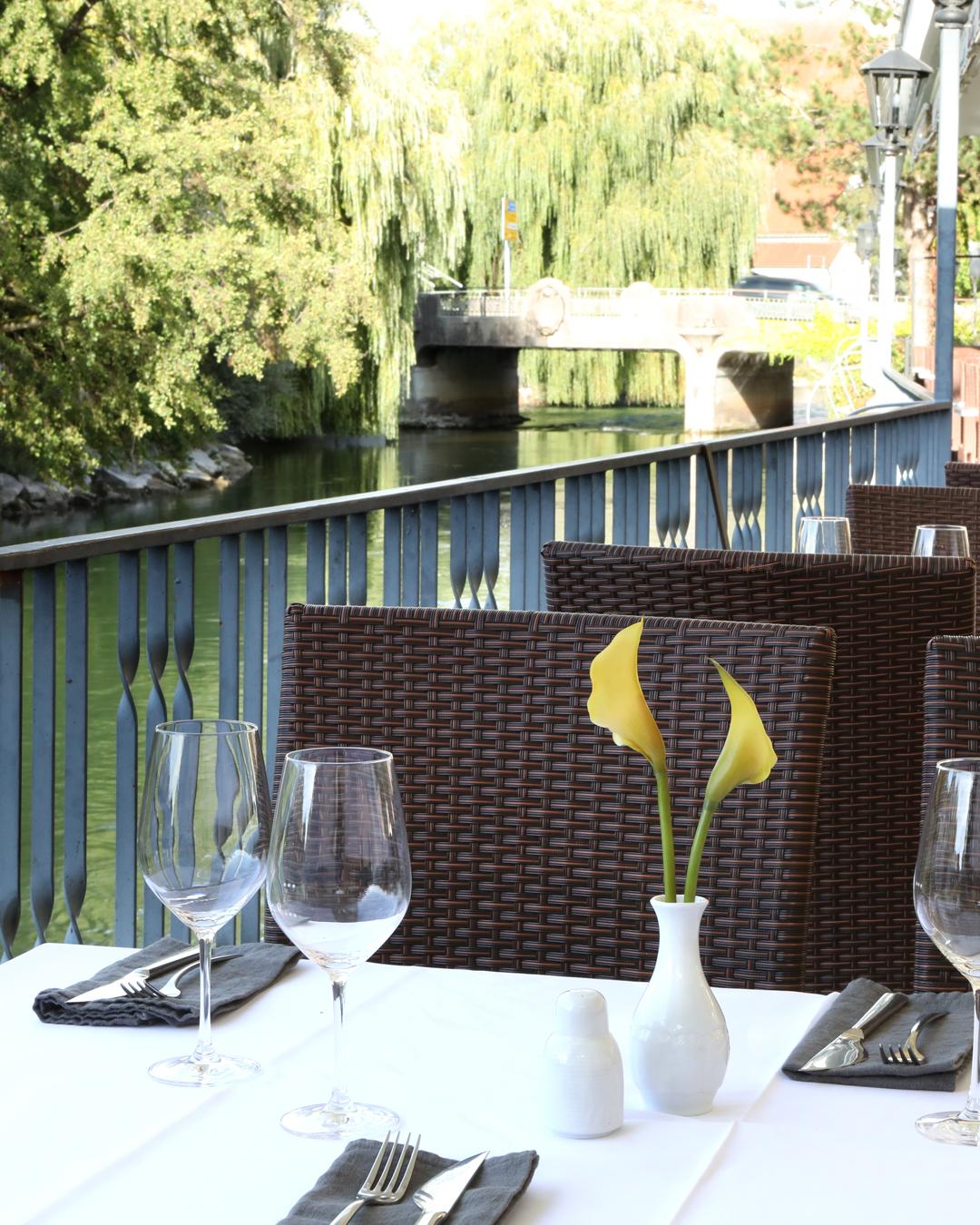 Restaurant Venezia in Fürstenfeldbruck - Terrasse Gallerie 1