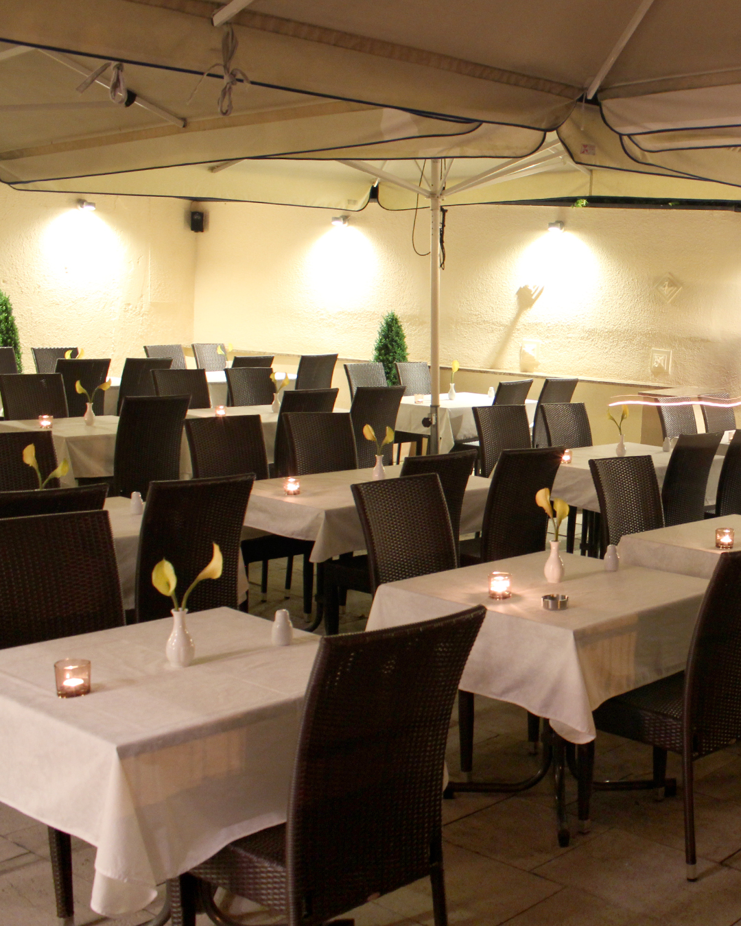 Restaurant Venezia in Fürstenfeldbruck - Terrasse Gallerie 4