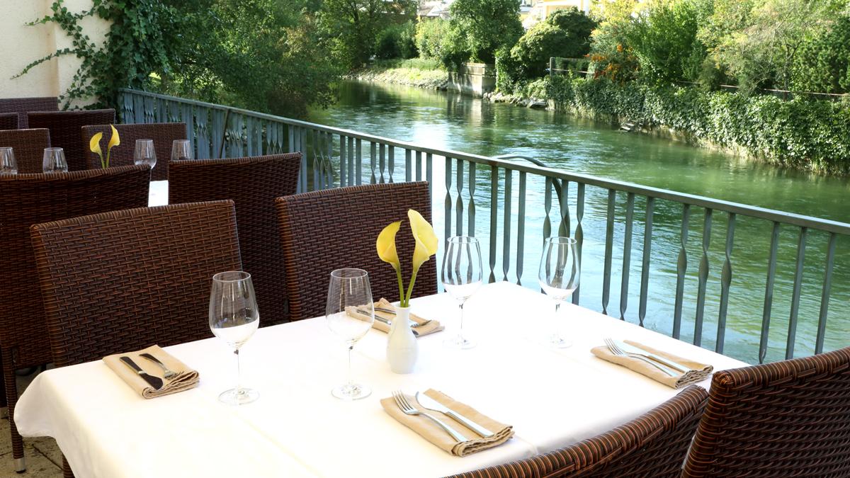 Restaurant Venezia in Fürstenfeldbruck | Slide -